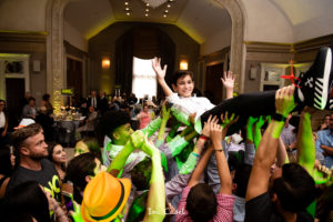 Fashion-Themed Maplewood Country Club Bar Mitzvah