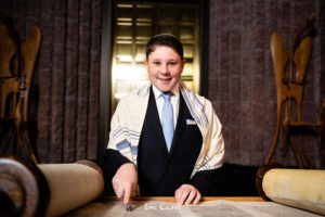 "They Brought Their ""A-Game"" to a Cedar Hill Country Club Bar Mitzvah"